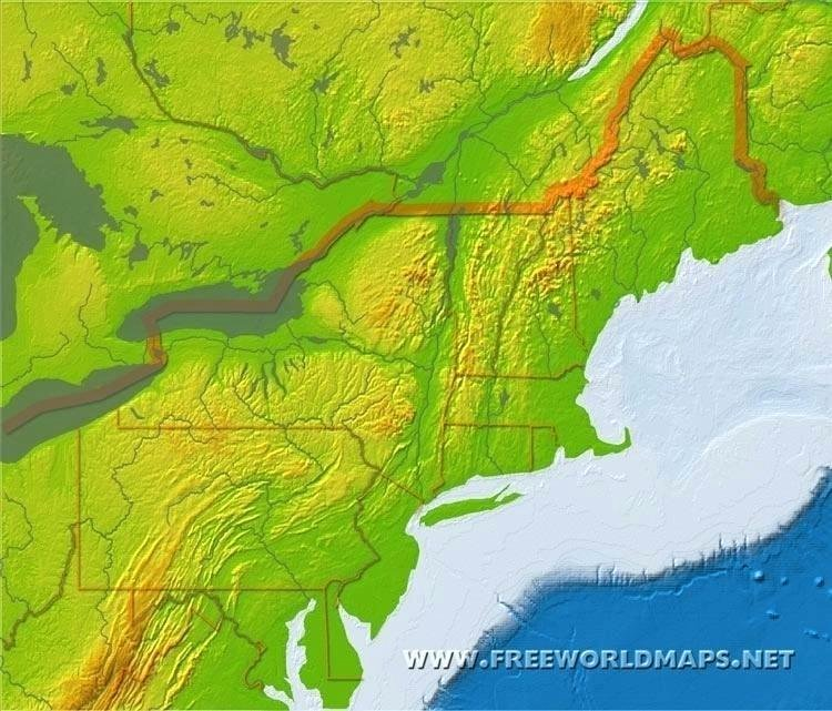 Northeast States and Capitals Worksheet Map Of northeastern Us States – Timberwatch