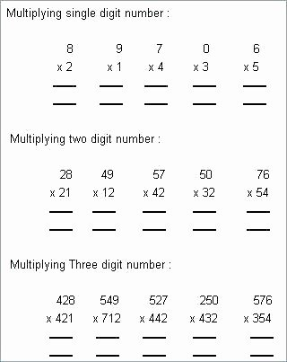 Number Lines Worksheets 3rd Grade Three Number Addition Worksheets First Grade New Math for 2