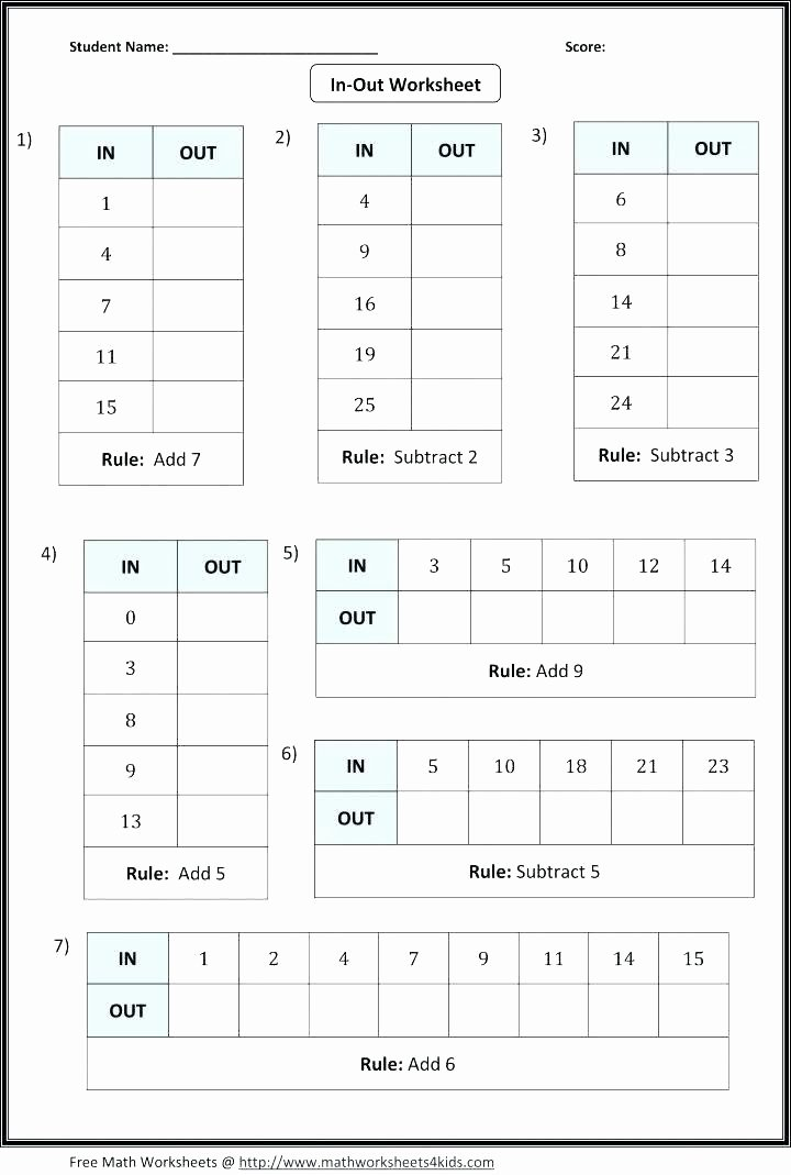 Number Pattern Worksheets 5th Grade Number Pattern Worksheets 5th Grade Grade Math Shape Third