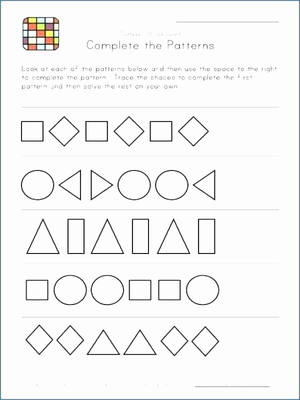 Number Pattern Worksheets 5th Grade Number Patterns Worksheets 3rd Grade Back to School Sample