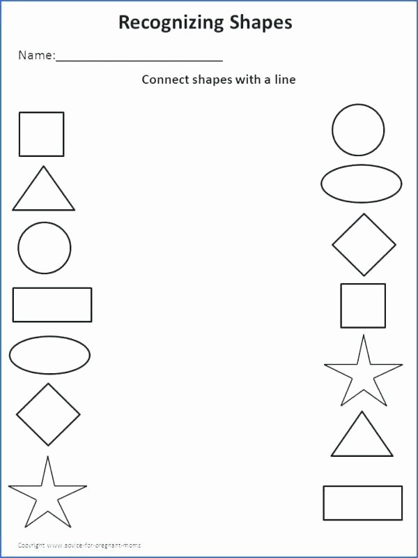 Number Recognition Worksheets 1 20 Pre K Math Worksheets