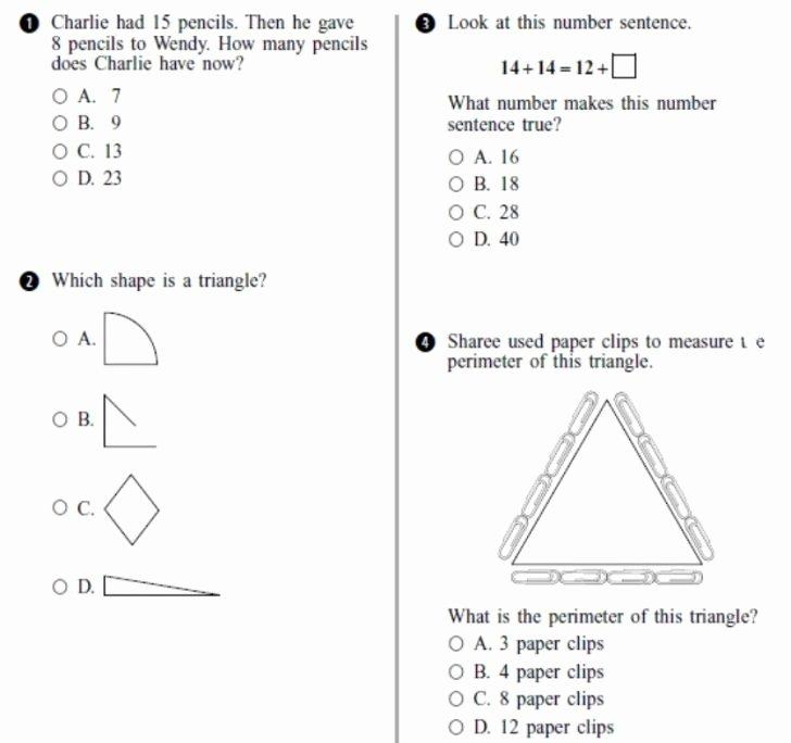 Number Sentence Worksheets 2nd Grade 2nd Grade Printable Worksheets Redwoodsmedia