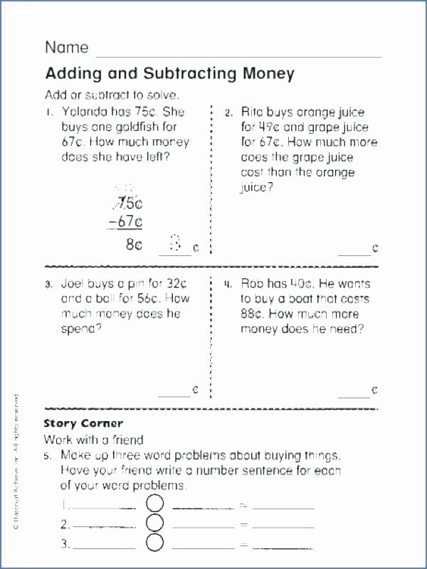 Number Sentence Worksheets 2nd Grade Fun Worksheets for Grade 2 Fun Worksheets Year 5 Collection