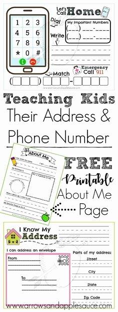 Number Tracing 1 20 50 Best Number Activities for Preschoolers Images In 2018