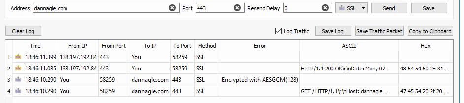 Number Tracing 1 20 Packet Sender Documentation