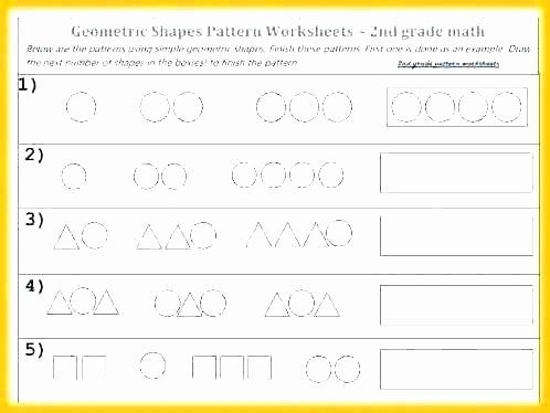 Numerical Patterns Worksheets Math Number Patterns Worksheets