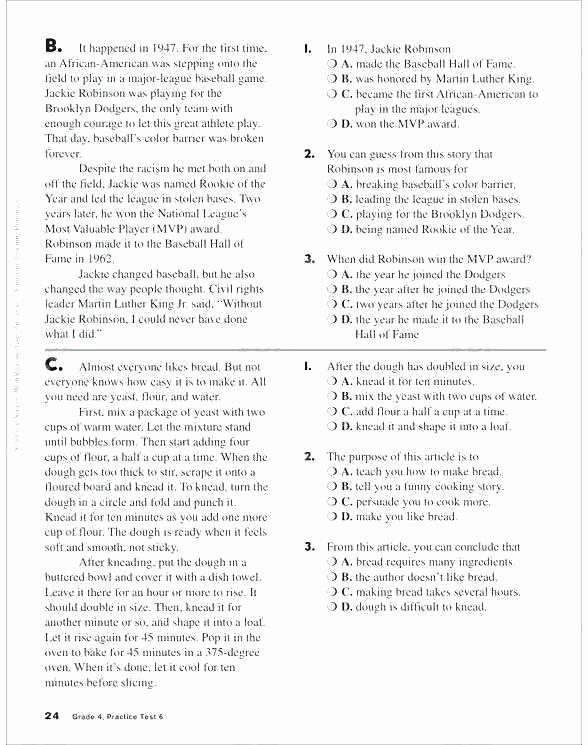 Nwea Test Prep Worksheets Nwea Math Practice 2nd Grade – Culturepolissya