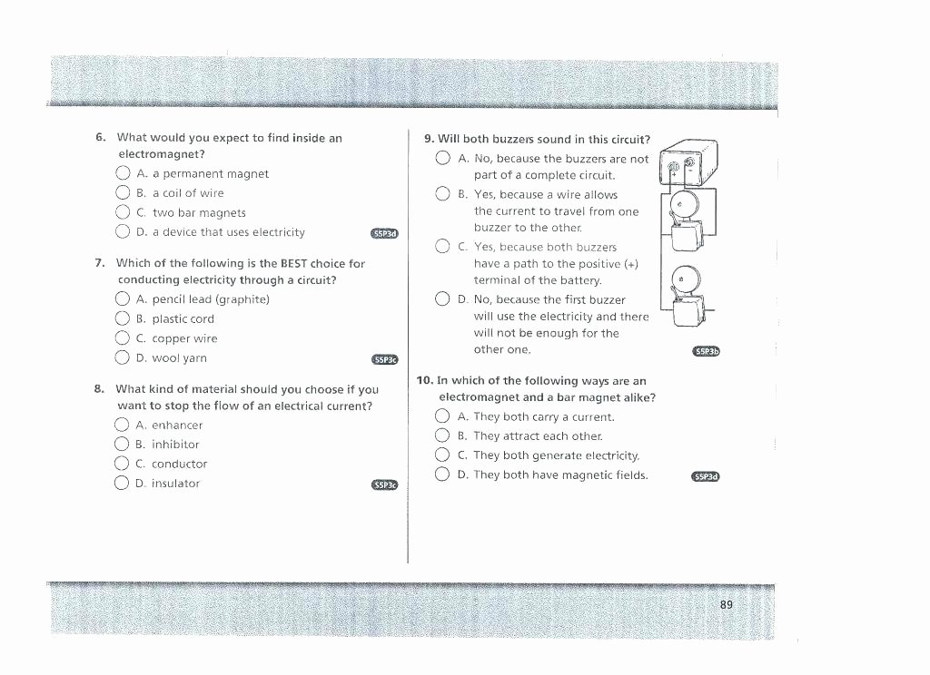 Ocean Floor Worksheets 5th Grade 5th Grade Magnetism Worksheets Science Electricity and New