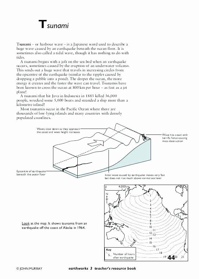 Ocean Floor Worksheets 5th Grade Grade Science Worksheets Grade Science Worksheets tornado