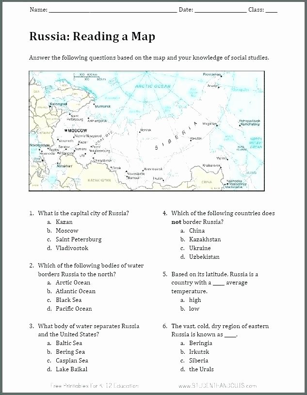 Ocean Floor Worksheets 5th Grade Printable Reading Worksheets for 5th Grade