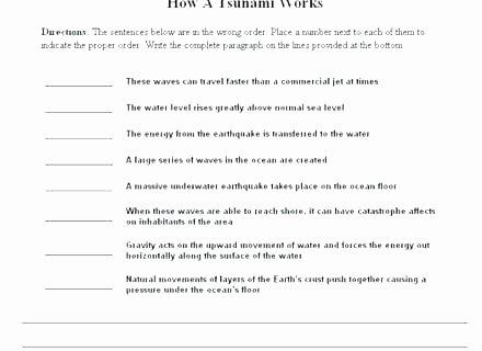 Ocean Worksheets for 2nd Grade Full Size Language Arts Review Worksheets Grade