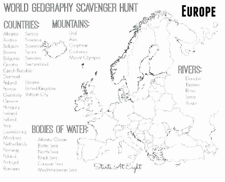 Ocean Worksheets for 2nd Grade Grade Geography Worksheets Design for 4th
