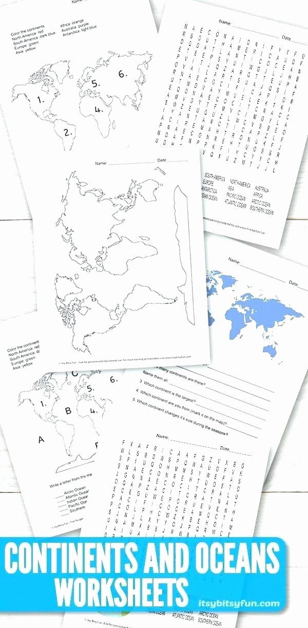 Ocean Worksheets for 2nd Grade Line Shopping Worksheet Free Printable Worksheets Made by