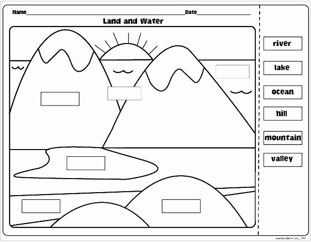 Ocean Worksheets for 2nd Grade Math Worksheets Teaching Resources Teachers Pay Main Ideas