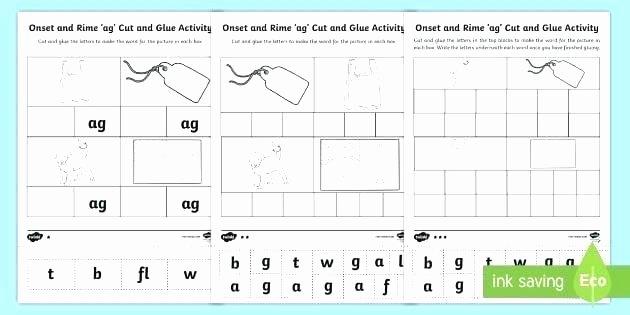 Op Word Family Worksheets Sets and Rimes Worksheets Kindergarten Words Set Rime