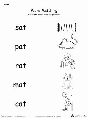 Op Word Family Worksheets Word Family It Worksheets for Kindergarten – Onlineoutlet