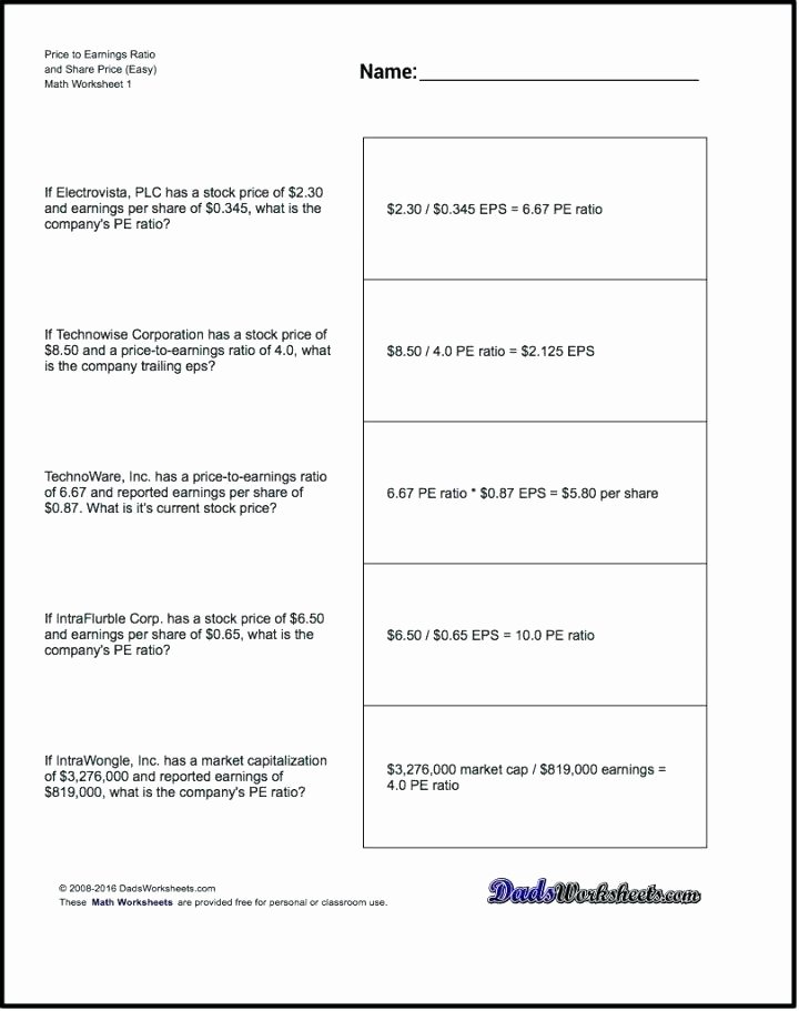 Opposites Worksheet for Preschool Stock Market for Kids Worksheets