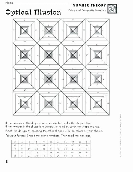 Optical Illusion Worksheets Printable Optical Illusions for Kids All Kids Network Interior Design