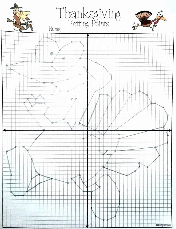 Ordered Pairs Picture Worksheets Coordinate Art Worksheets