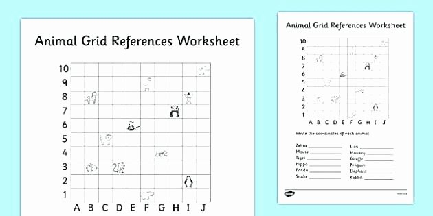Ordered Pairs Worksheet 5th Grade Coordinate Plane Worksheets 5th Grade – Spieleaffefo