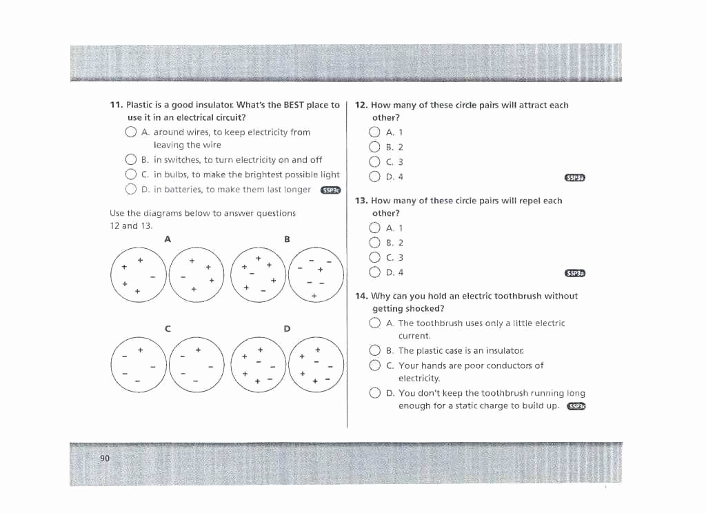 Ou Ow Worksheets 2nd Grade Magnetic attraction Printable Science Worksheets Magnet