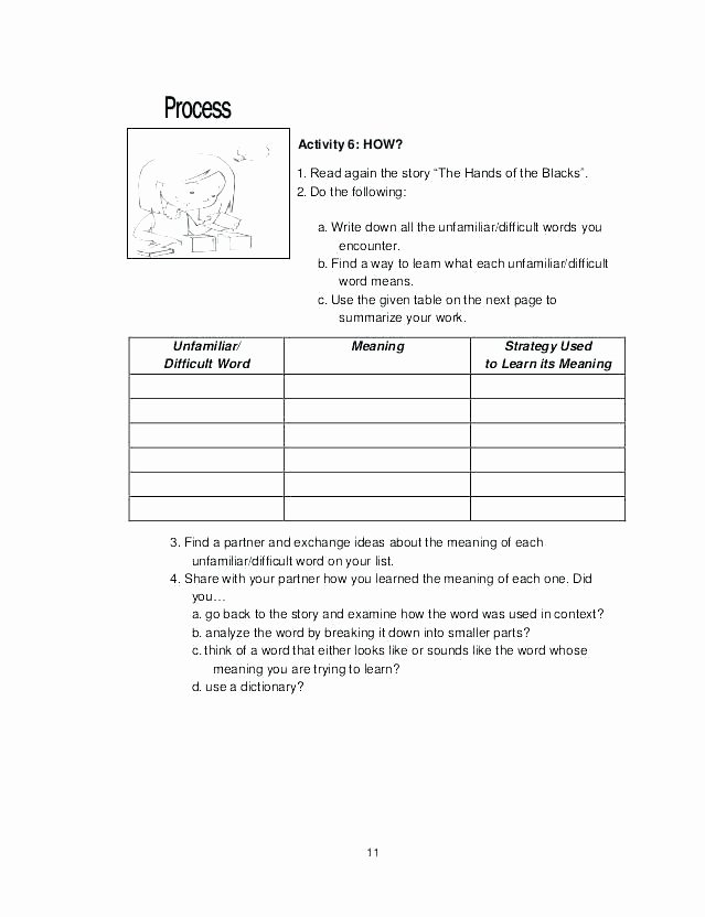 Paragraph Editing Worksheet Essay Proofreading and Editing Worksheets for High School