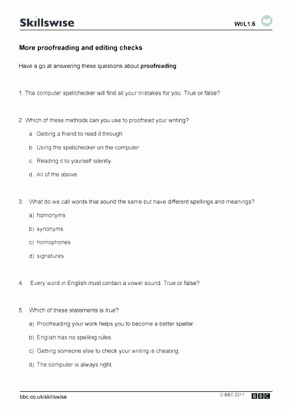 Paragraph Editing Worksheets 4th Grade Letters to the Editor 1 Free Editing Worksheets Grade 5 Free
