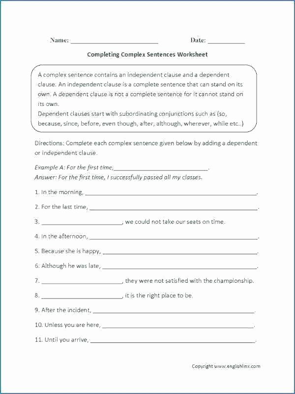 Paragraph Editing Worksheets 4th Grade Number Sentence Worksheets 4th Grade – Papakambing