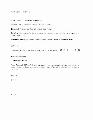 Partial Products Division Worksheets Partial Product Multiplication Algorithm Worksheet Products