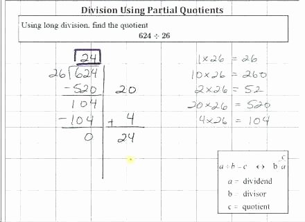 Partial Quotients Worksheet New 3 Digit by 2 Digit Division – Upstatemedicaluniversity