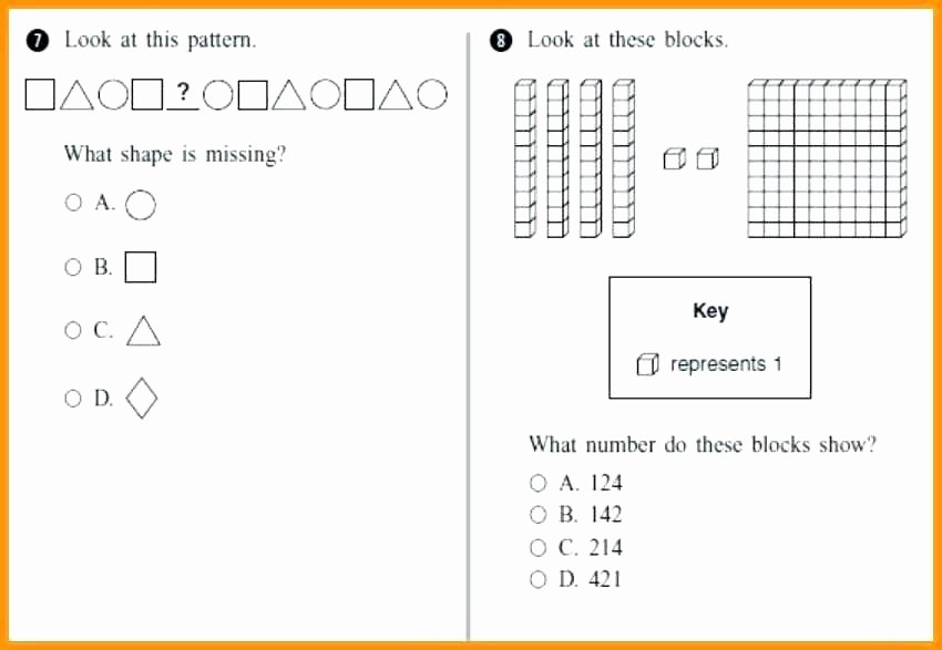Pattern Worksheets 4th Grade 4th Grade Mon Core Math Worksheets for Standards Word