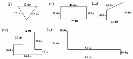 Perimeter Worksheet 3rd Grade area by Counting Squares Worksheets – Redoakdeer