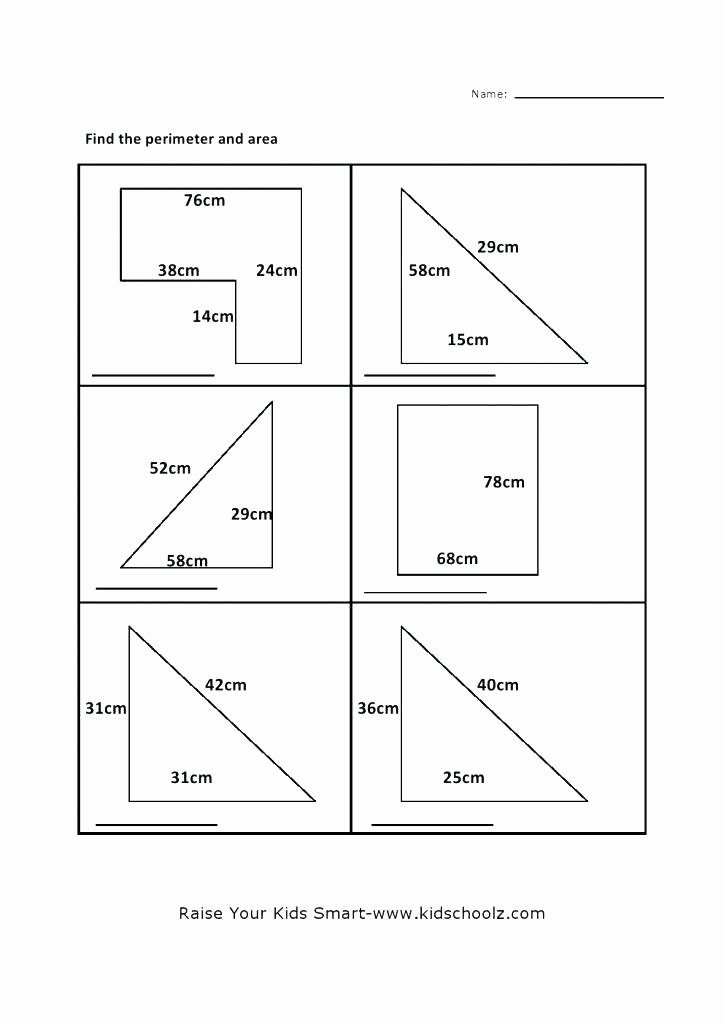 Perimeter Worksheets 3rd Grade Pdf Third Grade Perimeter Worksheets