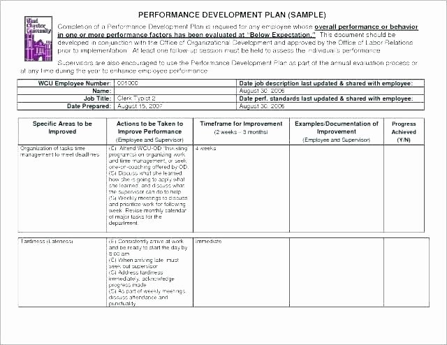 Personal Development Worksheet Awesome Professional Growth Plan Template – Anointedarray