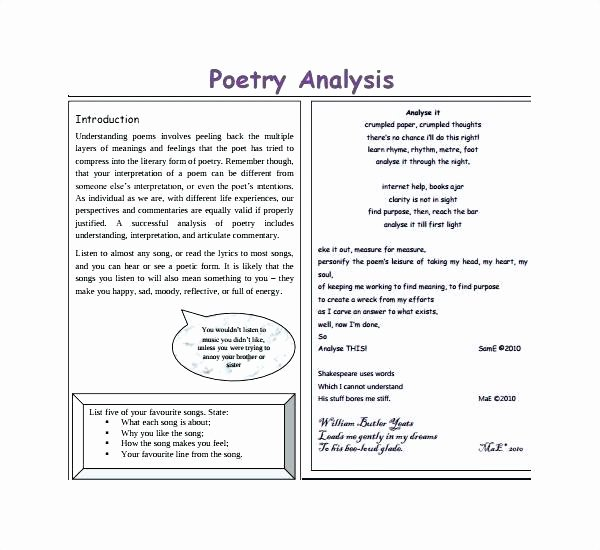 Personification Worksheet Answers Poetry Terms Worksheets – Trungcollection