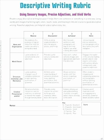 Perspective Taking Worksheets New Precise Words Worksheet