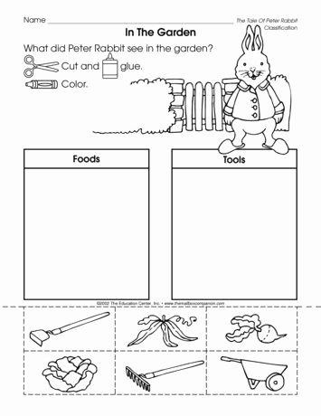 Peter Rabbit Worksheets Will You Be Reading Peter Rabbit to Your Kiddos This Spring