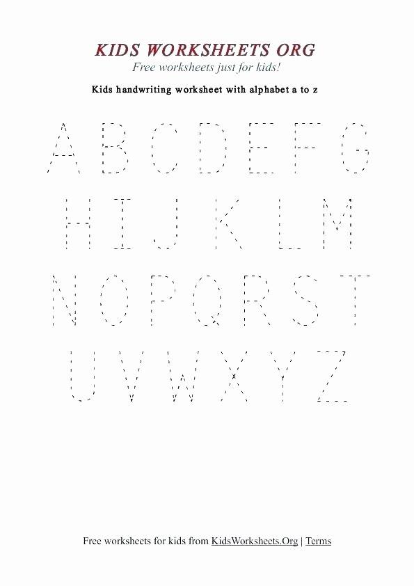 Peter Rabbit Worksheets Worksheets for Primary 1 Maths Kids Uppercase Alphabet