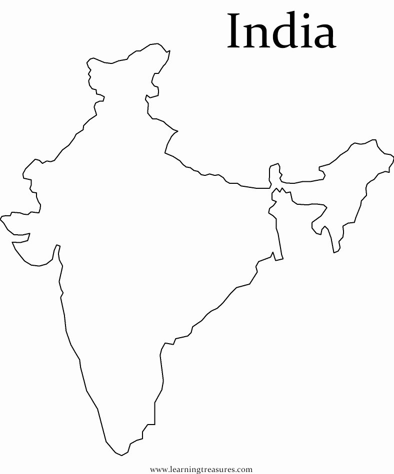 Physical and Political Maps Worksheets India Map Worksheet Pdf