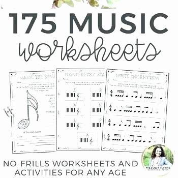 Piano Worksheets for Kids Free Music theory Worksheet Piano Pronto Worksheets for High