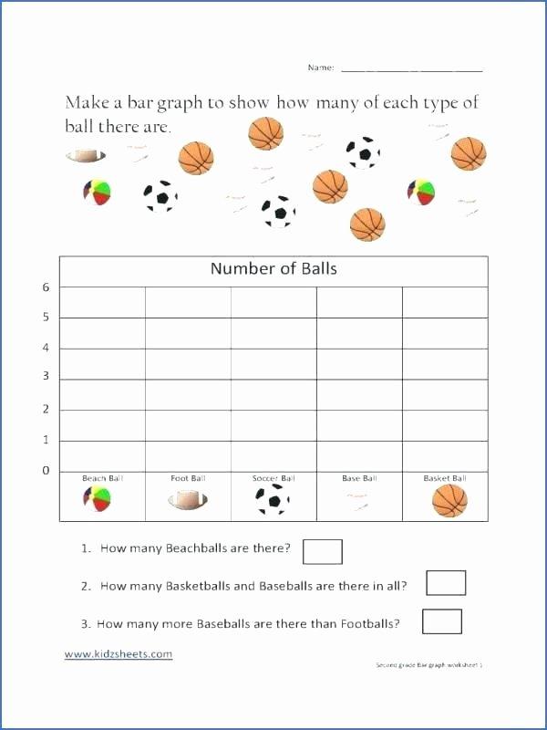Pictograph Worksheets 3rd Grade Lovely Bar Graph Worksheets Grade 3