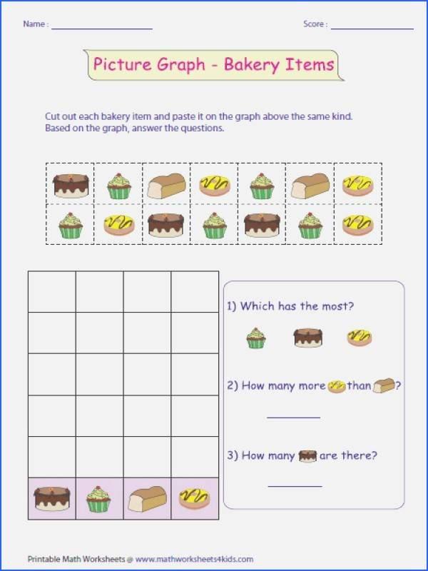 Pictograph Worksheets 3rd Grade Unique General Math Worksheets Beautiful Pictograph Worksheets