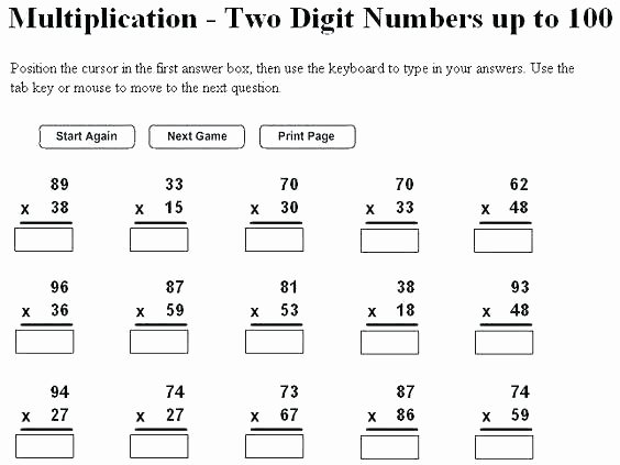 Place Value Worksheet 3rd Grade Free Printable Fifth Grade Math Worksheets Full Size for