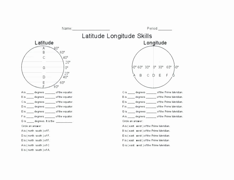 Plotting ordered Pairs Worksheet Plotting Latitude and Longitude Worksheets – Owobox
