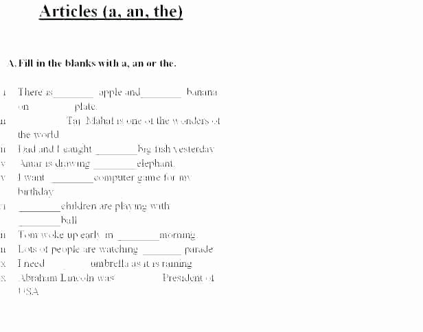 Plural Nouns Worksheet 5th Grade Kindergarten Grammar Worksheets