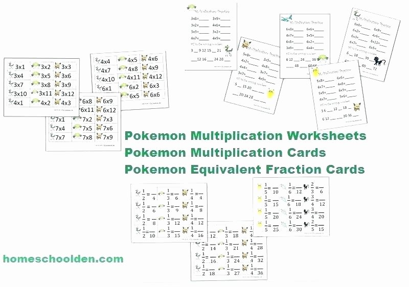 Pokemon Math Worksheets Printable Financial Math Worksheets