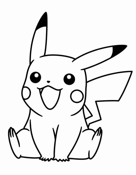 Pokemon Worksheets Free Free Pikachu Coloring Pages Inspirational Pokemon Coloring