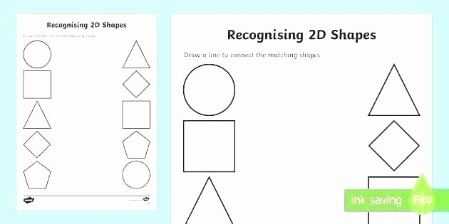 Polygon Worksheets 2nd Grade 2nd Grade 2d Shapes Worksheets