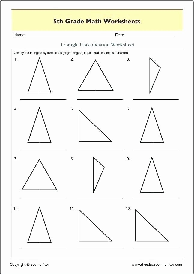 Polygon Worksheets 3rd Grade 3rd Grade Geometry Worksheets Pdf