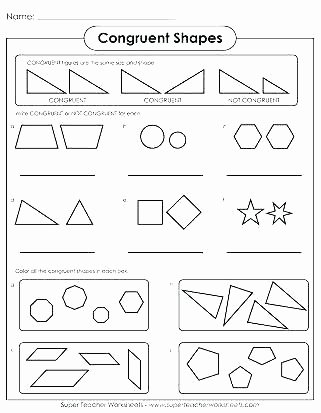 Polygon Worksheets 3rd Grade Identifying Shapes Worksheets 2nd Grade